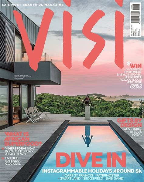 VISI 99 IS HERE: THE HOLIDAY ISSUE - Visi
