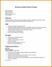 resume summary statements sles 9 resume exle for business major job bid template