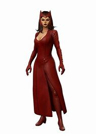 Marvel Scarlet Witch Costume