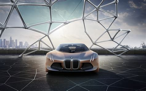 bmw vision   future car  wallpaper hd car