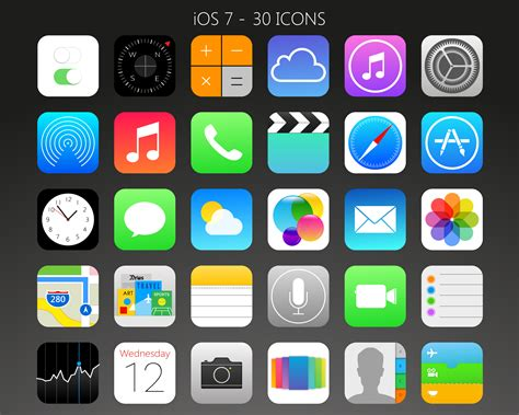 ios icon app icon hit or miss its comsats