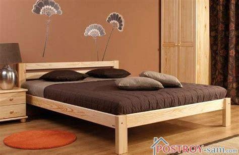 Кровать из массива дерева Фото деревянных кроватей