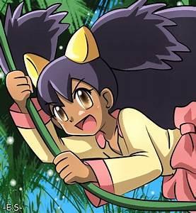 Pokemon Misty May Dawn Iris Images | Pokemon Images