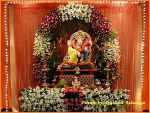Bhagwan Ji Help me: Ganpati Decoration Ideas: Ganesh