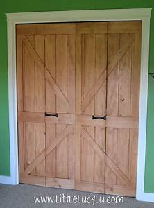 sliding barn door ideas With barn style bifold doors
