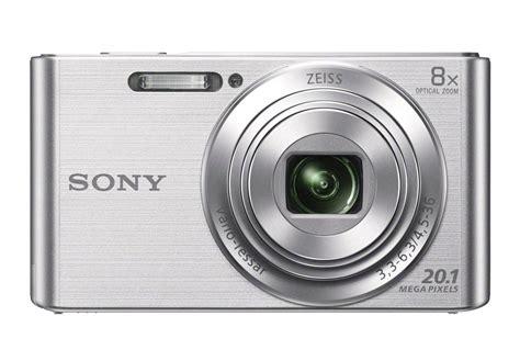 Sony DSCW810 20.1 MP Digital Camera (Black/Silver ...