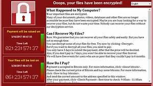 Le Journal Du Hacker : windows 7 l 39 origine de la propagation du ransomware ~ Preciouscoupons.com Idées de Décoration