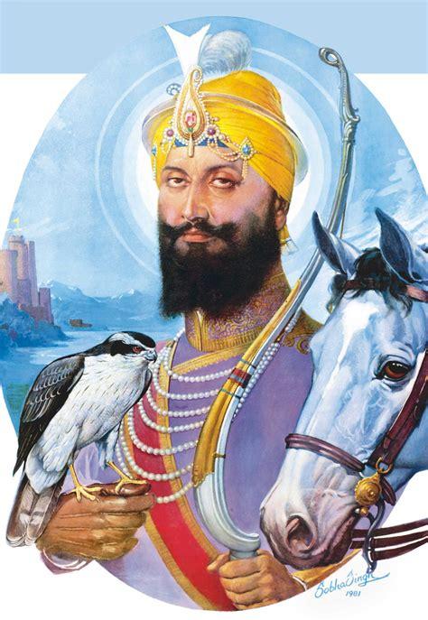 Shri Guru Gobind Singh Ji Image - ID: 95951 - Image Abyss