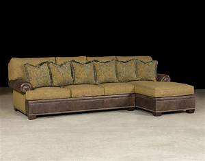 Leather chaise sectional sofa finest with leather chaise for Sectional sofa with chaise dimensions