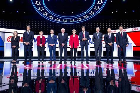 saving future democratic debates  washington post