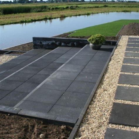 tuin aan water tuin aan het water budget bestrating nl