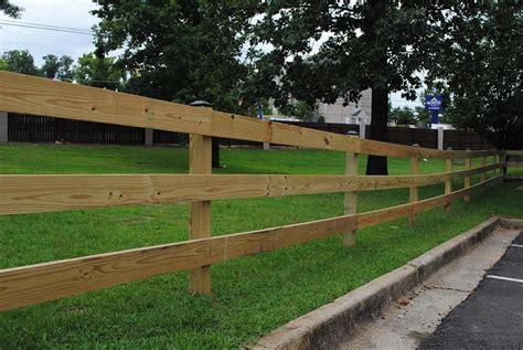 Wood Fence Anniston Al