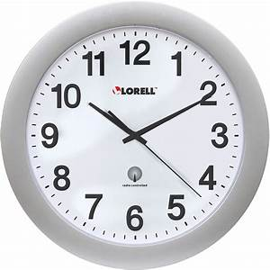 Product Llr60996 Lorell 12 U0026quot  Round Radio