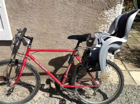 siège vélo bébé hamax location vélo vtt avec siège enfant hamax à veyrier du lac