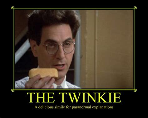 Twinkie Meme - egon ghostbusters quotes quotesgram