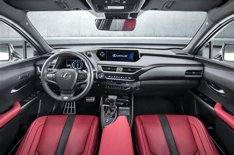 lexus ux alle details autowereldcom
