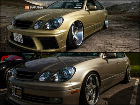 awesome lexus gs300 virtually tuned lexus gs looks awesome