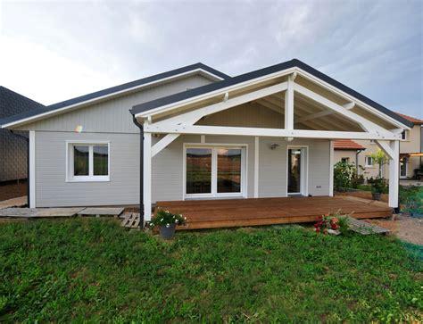 prix maison plain pied 3 chambres maison en bois plain pied prix orme une maison de 3