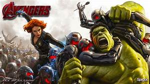 Avengers Age of Ultron | George Spigot's Blog