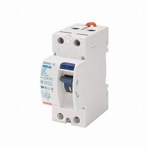 Interrupteur Differentiel Hager 63a Type Ac : interrupteur diff rentiel monophas 40a type a et ac ~ Edinachiropracticcenter.com Idées de Décoration