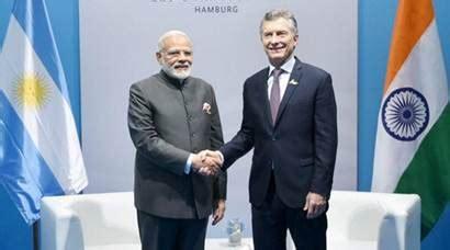 Hamburg handshakes: A look at PM Modi meeting world ...