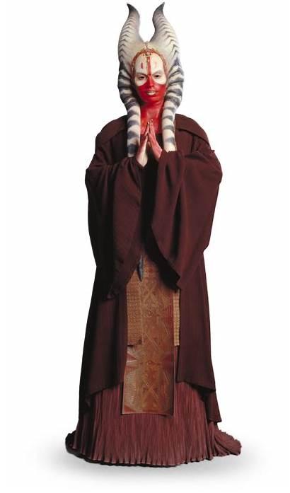 Jedi Shaak Ti Wars Clone Togruta Master