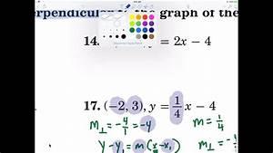 Algebra 1 Review 4