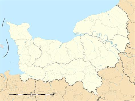 Carte Region Normandie by Fichier Normandie Region Location Map Svg Wikip 233 Dia