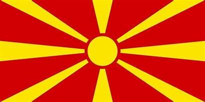 Mazedonien Flagge Bedeutung