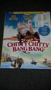 Designer Pack Chitty Chitty Bang Bang Blu Ray Dvd Combo Pack On Storenvy