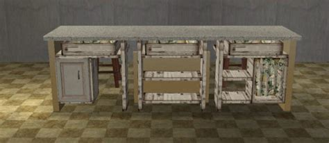 Mod The Sims   Broken kitchen