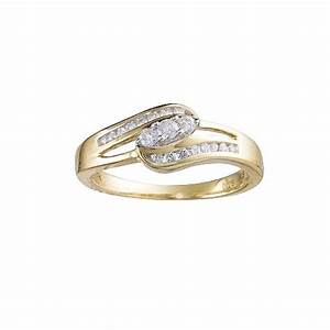 those of you with funny shaped engagement rings With ridiculous wedding rings
