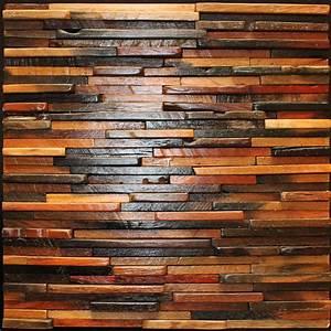 Foundation dezin decor d wood wall panels