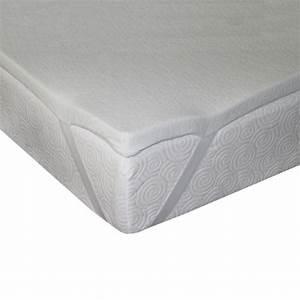 Sleep master 15 inch sleeper sofa memory foam mattress for Foam mattress topper for sofa bed