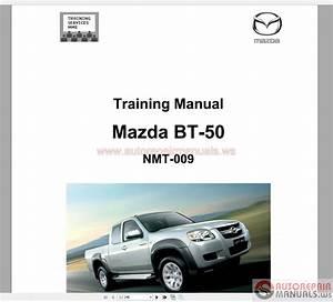 Mazda Bt-50 2009 Training Manual