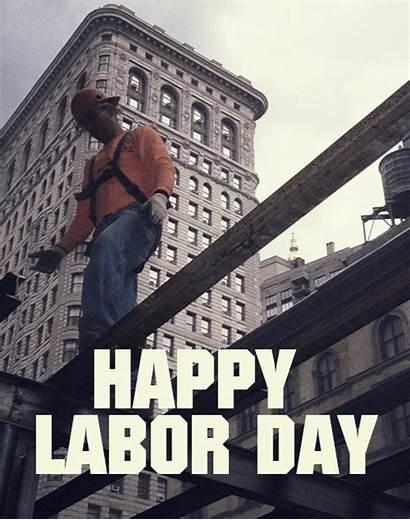 Labor Happy Construction Gifs Holidays Bestanimations