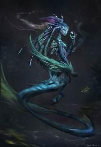 Dark Mermaid | Dark Mermaid Art Battle mermaid by rossipoo ...