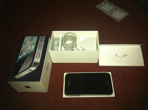 iphone 4s used 3 weeks used unlocked iphone 4 32gb accessories
