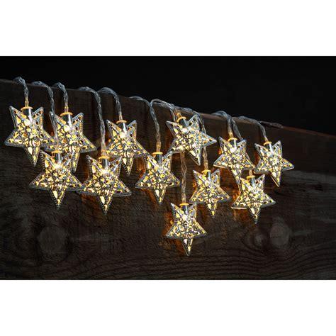 heart star globe assorted led solar string lights