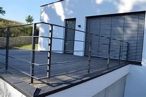 Balkongeländer Pulverbeschichtet Anthrazit : wissel metallgestaltung balkongel nder ~ Michelbontemps.com Haus und Dekorationen