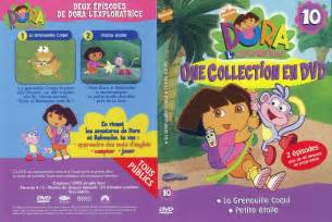 Dora the Explorer DVD Cover