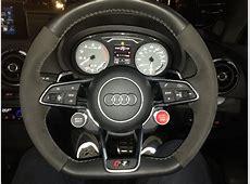 Thanks For My New R8TT RS Steering Wheel AudiSportnet