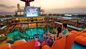 Carnival Sunshine Deck Layout by Carnival Dream Images Iglucruise