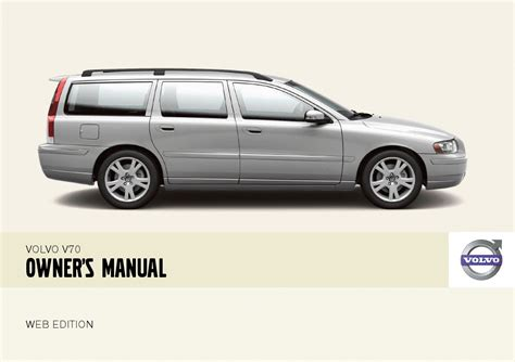 volvomanuals  volvo  owners manual