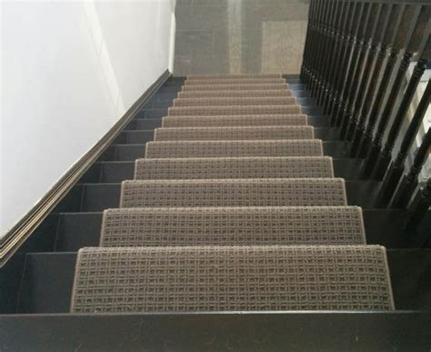 carpet runners for stairs custom design wool sisal and berber carpet runner for