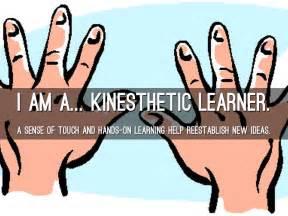 Kinesthetic Learner Clipart
