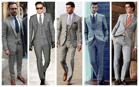 what color shoes to wear with grey suit how to wear a grey suit the trend spotter