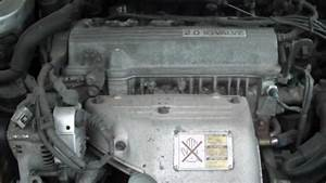 Corona 3sfe Engine Start Up And Run