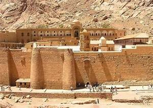 Saint Catherine's Monastery: The World's Oldest Operating ...