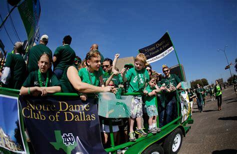 dallas st patricks day parade  festival date